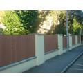 Wpc plotové prkno hladké 7x1,5 cm