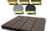 biwood® Terasová WPC dlaždice Bangkirai Terrasystems