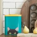 """Burgon&Ball Plechová dóza na krmivo pro kočku - """"Doris"""" Cat Tin"""