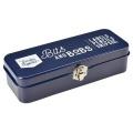 Burgon&Ball Plechový box malý s kovovou sponou