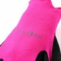 Burgon & Ball Zahradní rukavice FloraBrite® pink, reflexní logo pink