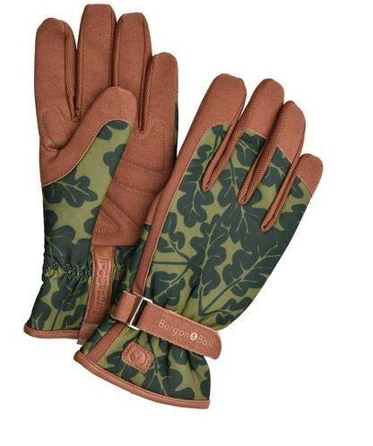 Burgon&Ball Zahradní rukavice - Oak Leaf Moss