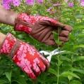 Burgon&Ball Zahradní rukavice - Oak Leaf Poppy