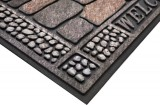 Hamat Rohožka Stones 318, 45 x 75 x 2,0 cm