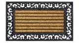 Venkovní rohožka s přírodním kokosovým vláknem 369 Impala 076 Brush rectangle