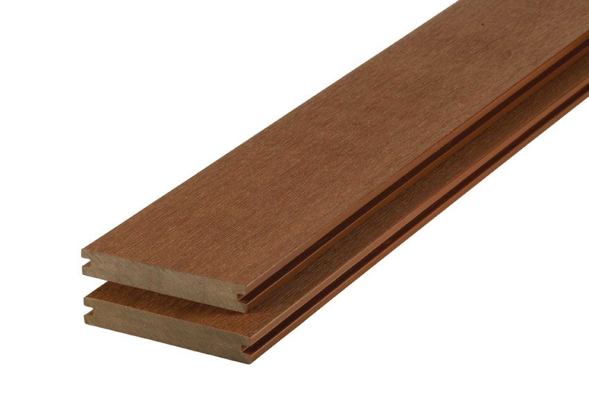 WPC terasová prkna Biwood® Profl UltraShield 5m Ipe