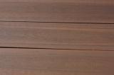 WPC Terasové prkno plné, přírodní ipe 21x140 x 2900 mm
