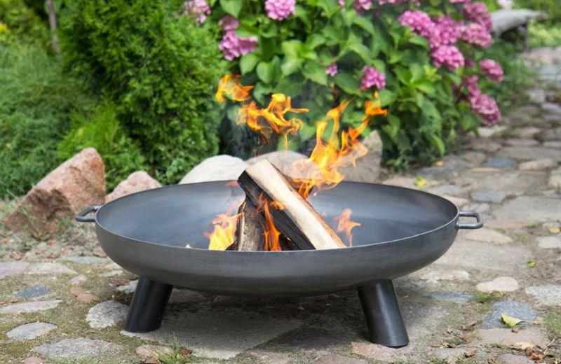 Cook King Přenosné ohniště kulaté BALI 60cm