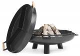 Cook King Přenosné ohniště kulaté BALI 80cm