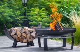 Přenosné ohniště - VIKING 100cm