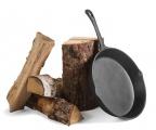 Cook King Pánev litina natural 28cm