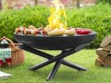 Cook King Přenosné ohniště INDIANA 60cm