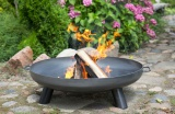 Cook King Přenosné ohniště kulaté BALI 70cm