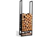 Zásobník na krbové dřevo ATOS 120cm