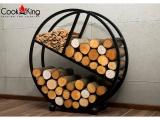 Cook King Zásobník na krbové dřevo DIEGO 80 cm