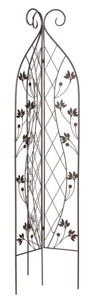 Nortene 3D YIN and YANG TRIPTIC dekorativní podpora pro rostliny 0,41x1,50