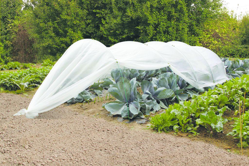 Nortene Protec anti-insect net 4x6m, tkaná polyethylenová síť