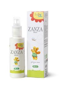 Baby Derbe - Pleťová voda proti komárům s esenciálnímí oleji 125 ml