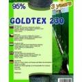 Stínovka - Goldtex, výška 2 m, 95% stínění