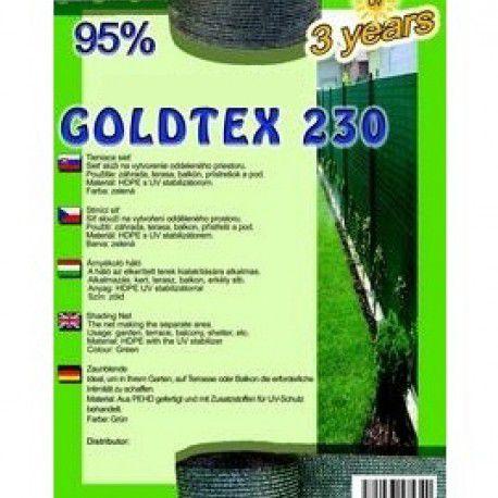 Goldtex stínovka, výška 2 m, 95% stínění