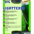Stínovka - Lighttex, výška 2 m, 80% stínění