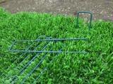 Montážní spona Fixsol zelená 10 ks