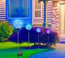 Nortene Zahradní solární světlo BORA LED