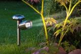 Zahradní solární světlo SCOOP LED