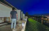 Zahradní solární světlo SENSEÏS LED s detekcí pohybu