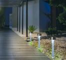 Zahradní solární světlo AMARYS LED