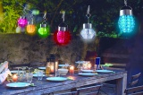 Zahradní solární světlo SWINGY LED