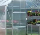 Vitavia Garden Skleník Vitavia URANUS 6700 PC 6 mm, dárek základna, doprava zdarma