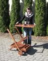 VeGAS - Servírovací stolek ze dřeva meranti V-GARDEN