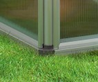 Vitavia Garden Skleník Vitavia ZEUS polykarbonát 6 mm (stěny) + 10 mm (střecha)