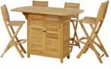 Teakový barový stolek Bacota Les Jardins