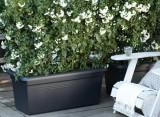 Maxi truhlík Green Basics Garden XXL s miskou 80 cm