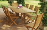 Les Jardins Židle Sillage