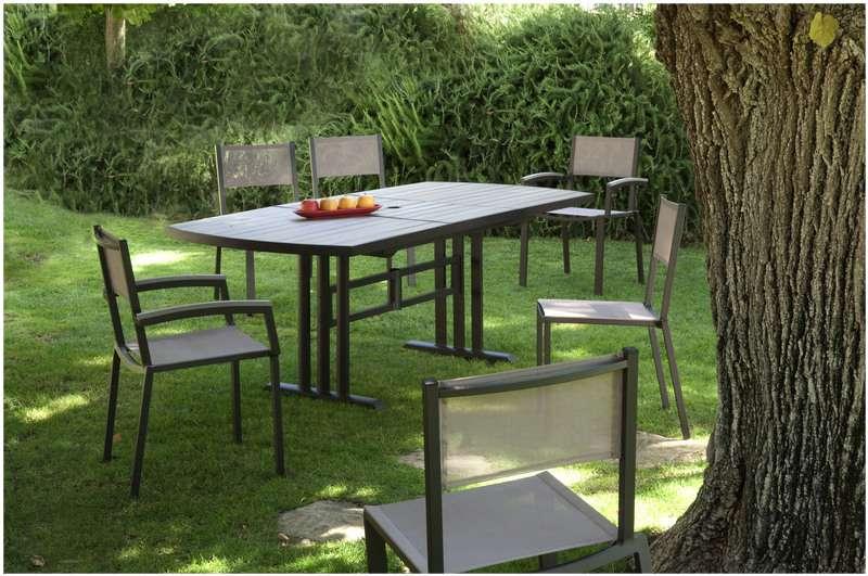 Les Jardins Stůl rozkládací Twig 150/200x94x74
