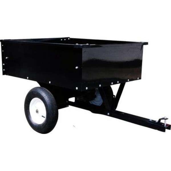 AMA Přívěsný vozík k zahradním traktorům s nosností 230 kg