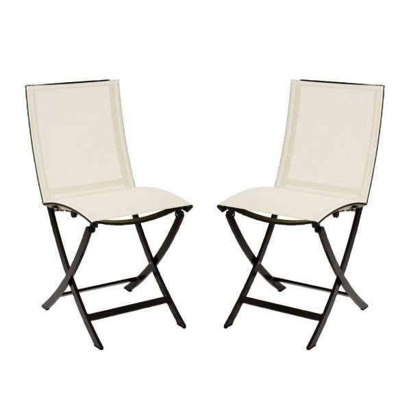 Les Jardins Twig židle hliníková přírodní