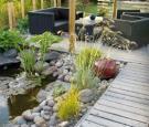 Vodní zahrada, rybníčky