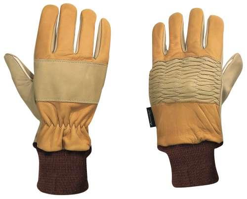 Rostaing Kožené rukavice Bucheron - motorová pila
