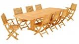 Rozkádací stůl Sillage Les Jardins