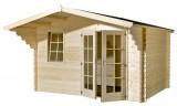 Zvětšit fotografii - Zahradní domek Classic 5001 (380 x 380 cm) 44mm