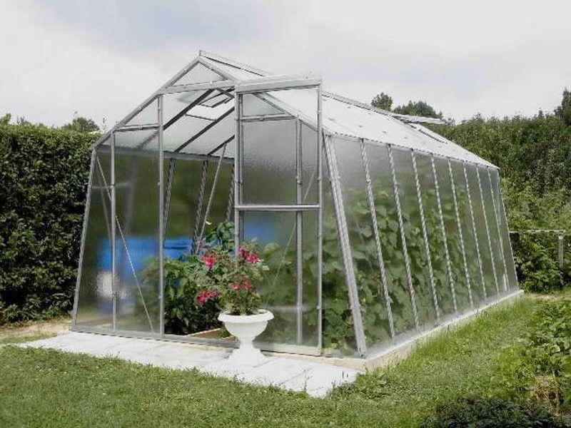 Prodlužovací modul pro skleník Hobby H 7 - W