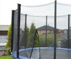 Trampolína průměr 427 cm s ochrannou sítí