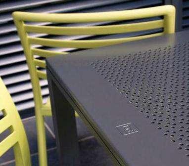 Zahradní stůl TAULA BORN alumini pro venkovní i vnitřní použití Resol