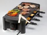 Raclette gril z přírodního kamene 1300 W
