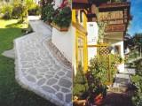 Forma na výrobu zahradní dlažby Pflastermacher - přírodní kámen