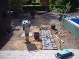 Forma na výrobu zahradní dlažby Pflastermacher - přírodní kámen Klinker - Kontor